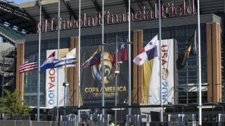 Οι διεκδικητές του τροπαίου του Copa America Centenario