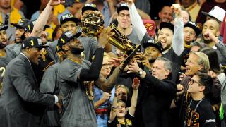 Πρωταθλητές NBA οι Κλίβελαντ Καβαλίερς