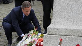 Κάμερον: Το Brexit δεν έχει επιστροφή