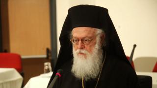 Αρχιεπίσκοπος Αναστάσιος: Δεν είμαστε αντίγραφο Οικουμενικής Συνόδου