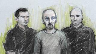 Nέα εμφάνιση του κατηγορούμενου για τη δολοφονία Κοξ στο δικαστήριο