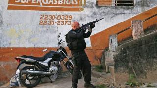 Βραζιλία: Ένοπλοι άνοιξαν πυρ σε νοσοκομείο που θα χρησιμοποιηθεί στους Ολ. Αγώνες
