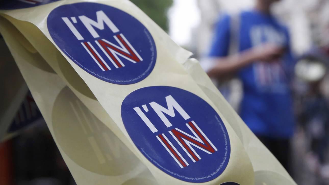 Βρετανικό δημοψήφισμα: υπέρ της παραμονής στην ΕΕ η συγγραφέας του Χάρι Πότερ