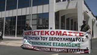 Αναστολή κινητοποιήσεων για τους λιμενεργάτες του ΟΛΠ