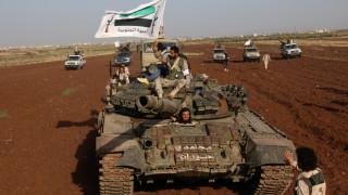 Συρία: Οι τζιχαντιστές γλύτωσαν προς το παρόν την Τάμπκα