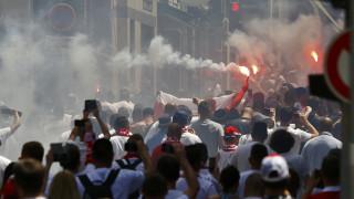 EURO 2016: επεισόδια Πολωνών φιλάθλων με την Αστυνομία στην Μασσαλία