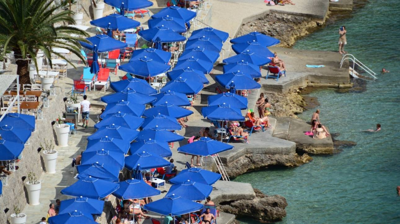 Η Ελλάδα κυριαρχεί ως τουριστικός προορισμός για το 2016
