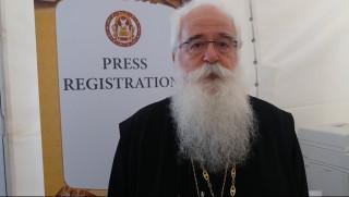 Ο Μητροπολίτης Δημητριάδος, Ιγνάτιος, στο CNN Greece