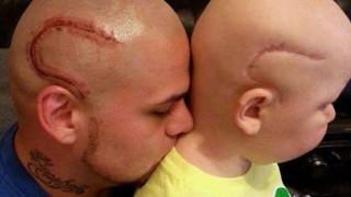 Ένα πατρικό tattoo γεμάτο αγάπη και πόνο