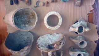 Σύλληψη για παράνομη κατοχή αρχαίων στο Ρέθυμνο
