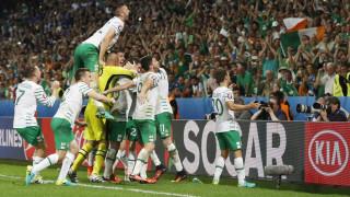 "EURO 2016: σπουδαία πρόκριση για το ΕΪΡΕ, το Βέλγιο άφησε έξω την Σουηδία από τους ""16"""