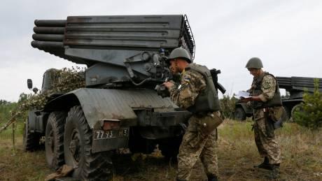 Έκκληση από τον ΟΑΣΕ για την εκεχειρία στην Ουκρανία