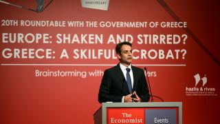 Κ. Μητσοτάκης: Χρέος της ΝΔ είναι να οδηγήσει τη χώρα στην μετά-λαϊκισμό εποχή