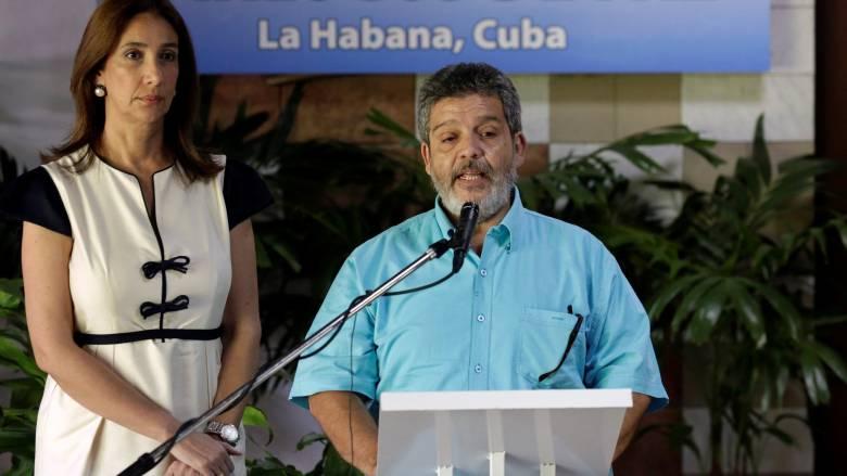 Kολομβία: Iστορική συμφωνία ανάμεσα στην κυβέρνηση και το FARC