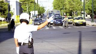 Κυκλοφοριακές ρυθμίσεις σήμερα στους δρόμους της Αθήνας