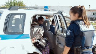 Αστυνομική επιχείρηση σε καταυλισμό Ρομά με 23 συλλήψεις