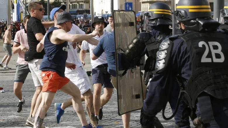 EURO 2016: η πρώτη φάση ολοκληρώθηκε με τους χούλιγκανς πρωταγωνιστές
