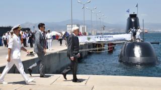 Δύο νέα υποβρύχια για το Πολεμικό Ναυτικό