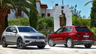 Το νέο Volkswagen Tiguan είναι πιο upper class