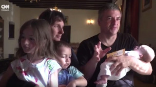 Μόνο στο CNN Greece: Ταξίδεψαν από τη Γερμανία για να δουν τον Οικουμενικό Πατριάρχη