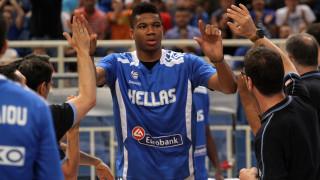 Γύρω από τον Γιάννη Αντετοκούνμπο κινείται η νέα εθνική ομάδα μπάσκετ