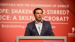 Τσίπρας: H εξυπηρέτηση του χρέους δε θα μπαίνει εμπόδιο στην ανάπτυξη