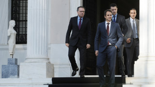 Διαφωνεί με τη χρονική συγκυρία στο θέμα αλλαγής του εκλογικού νόμου ο Κ. Μητσοτάκης