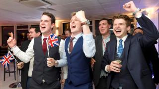 Σεισμός σε Λονδίνο και Ευρώπη - Το Brexit είναι γεγονός