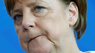 Πυρετώδεις τηλεφωνικές επαφές της Μέρκελ με ευρωπαίους ηγέτες