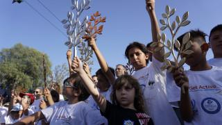 Ολυμπιακή Ημέρα - γιορτή για τα παιδιά πρόσφυγες