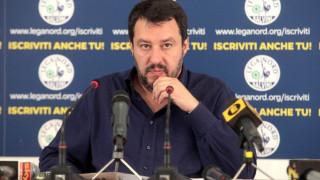 Η Λέγκα του Βορρά ζητά δημοψήφισμα στην Ιταλία