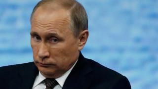 Πούτιν: Η αλαζονική στάση της βρετανικής κυβέρνησης έφερε το Brexit