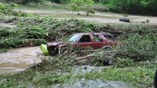 20 νεκροί από τις πλημμύρες στη Δυτική Βιρτζίνια