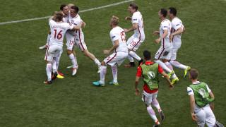 "EURO 2016: η Πολωνία απέκλεισε στα πέναλτυ την Ελβετία και προκρίθηκε στους ""8"""