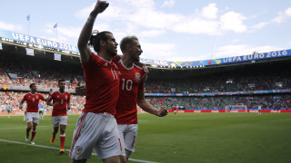 """EURO 2016: νίκη 1-0 της Ουαλίας επί της Β.Ιρλανδίας με αυτογκόλ και ιστορική πρόκριση στους """"8"""""""