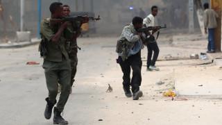 Σομαλία: Τουλάχιστον 15 οι νεκροί από την επίθεση ισλαμιστών ανταρτών