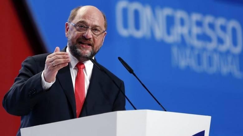 Μ. Σουλτς: Μέχρι την Τρίτη να καταθέσει η Μ. Βρετανία την αίτηση αποχώρησης