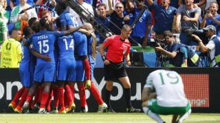 EURO 2016: φουλ επίθεση στο β μέρος η Γαλλία, 2-1 το ΕΙΡΕ και πρόκριση στους 8