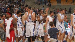 Νέα νίκη της εθνικής μπάσκετ επί της Τουρκίας με 75-70