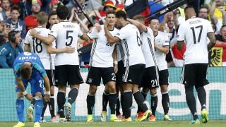 EURO 2016: ανώτερη η Γερμανία, εξασφάλισε εύκολα την πρόκριση στους 8
