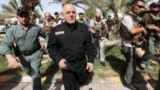Ηχηρό μήνυμα από τον πρωθυπουργό του Ιράκ για την ανάκτηση της Φαλούτζα