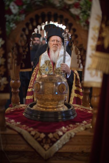 Greece Hawkey HGC divine liturgy 0656A