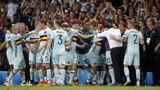EURO 2016: ο Αζάρ οδήγησε το Βέλγιο στη νίκη επί της Ουγγαρίας με 4-0 και στους 8