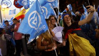 Ισπανία: Αύξησε έδρες ο Ραχόι, αλλά δεν πήρε αυτοδυναμία