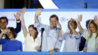 Ισπανία: Μεγάλος νικητής ο Ραχόι, αρχίζουν οι διαβουλεύσεις για νέα κυβέρνηση