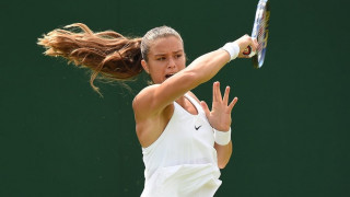 Εντυπωσιακή πρόκριση για την Μαρία Σάκκαρη στον β γύρο του Wimbledon