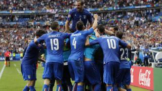 EURO 2016: δίκαιη νίκη 2-0 και πρόκριση της Ιταλίας επί της Ισπανίας στους 8