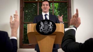 Δεν θα είναι υποψήφιος για την πρωθυπουργία, λέει ο Όσμπορν