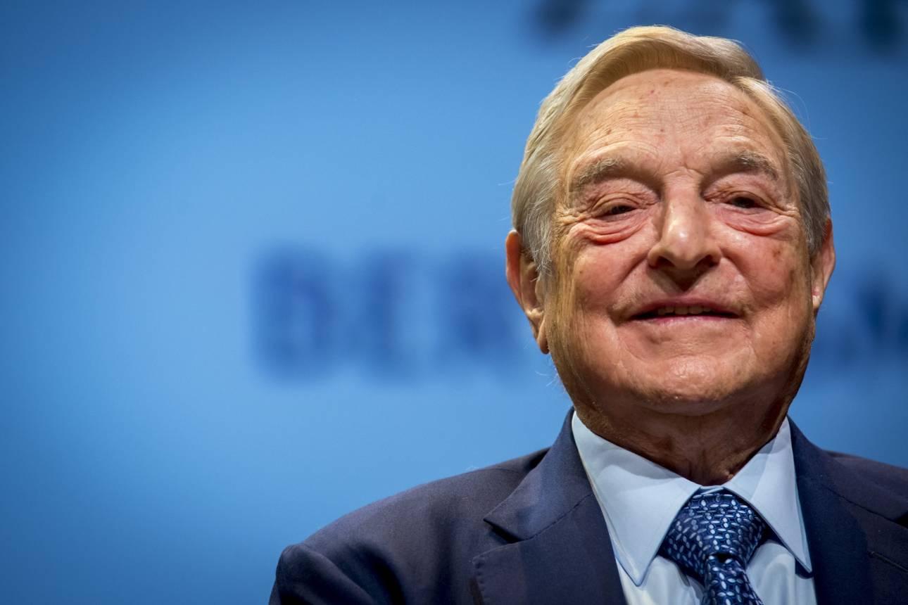 Ο Σόρος «σορτάρει» την  Deutsche Bank