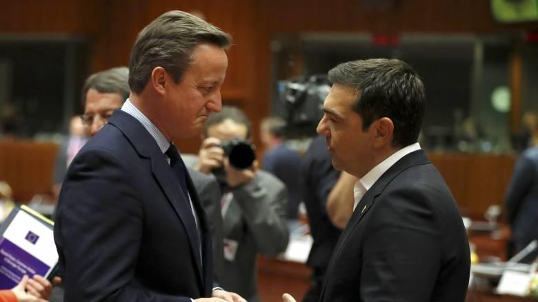 Τι είπε ο Κάμερον στον Τσίπρα για το δημοψήφισμα
